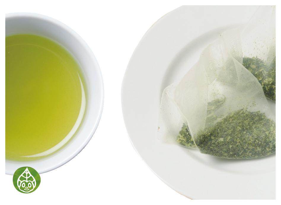 満月茶の茶葉