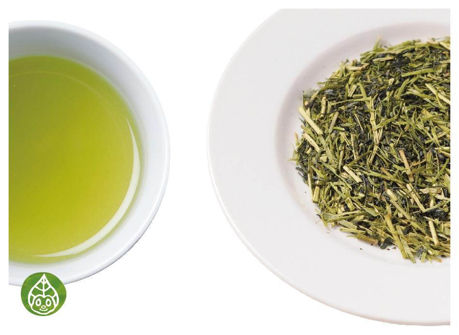 くき茶の茶葉